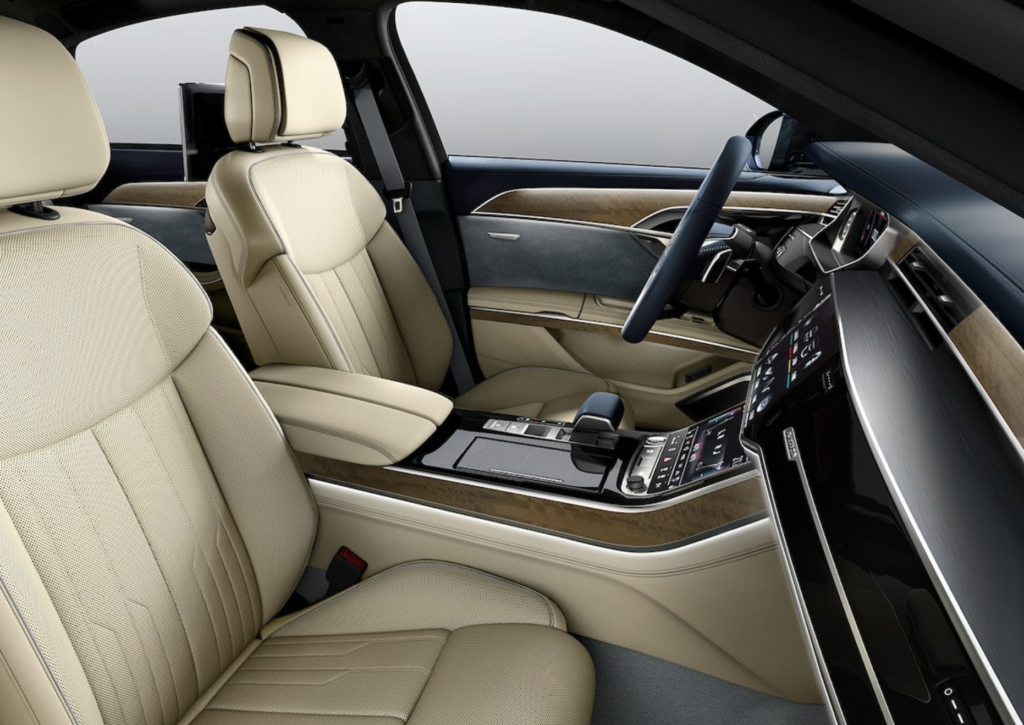 AUDI A8 EXCLUSIVE<br><br>