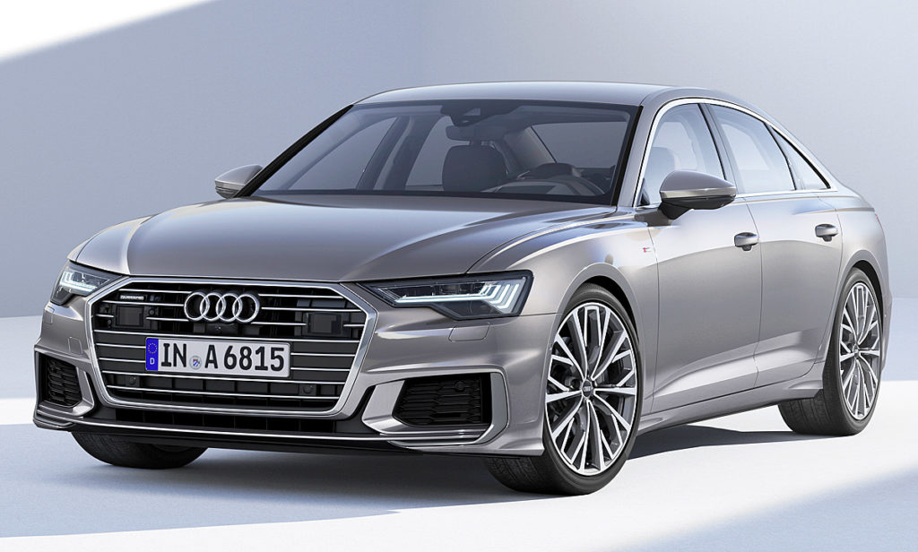 AUDI A6 2018<br><br>